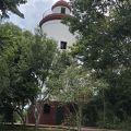 写真:灯台型展望台