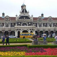 ダニーデン駅舎