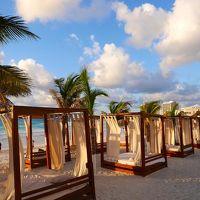 ホテル前のビーチです!