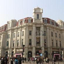 江漢路歩行街