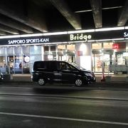 札幌駅高架下の商業施設