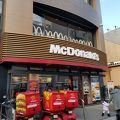 写真:マクドナルド 小岩北口店