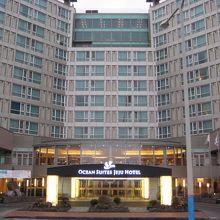 オーシャン スイーツ チェジュ ホテル
