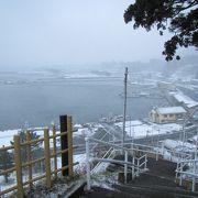 津軽最奥の雰囲気を醸し出すお寺