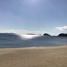 篠島海水浴場