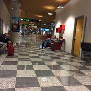 リュブリャナ近郊の国際空港