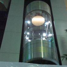 ティモールプラザには、エレベーターもあり、親しまれています。