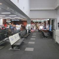 富山空港 国際線免税売店