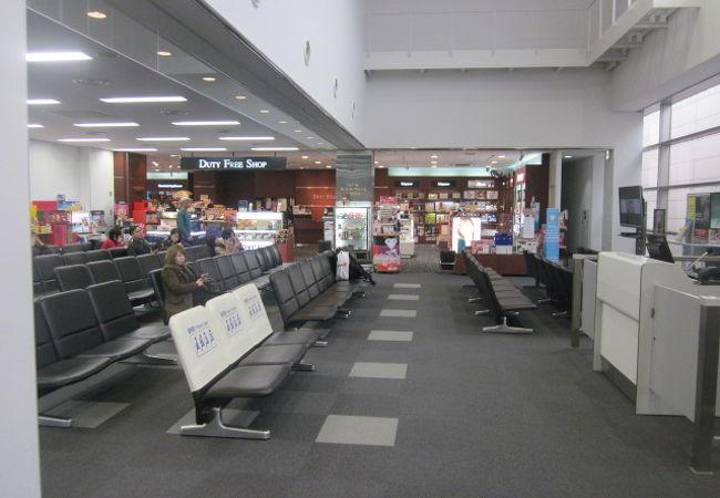国際線エリアにある唯一のお店です