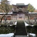永平寺 中雀門