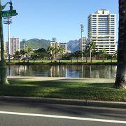 人工の運河