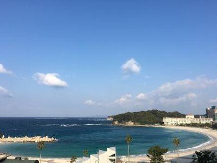 南紀白浜温泉 ホテル三楽荘 写真