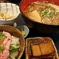 肉+魚の日替わり定食