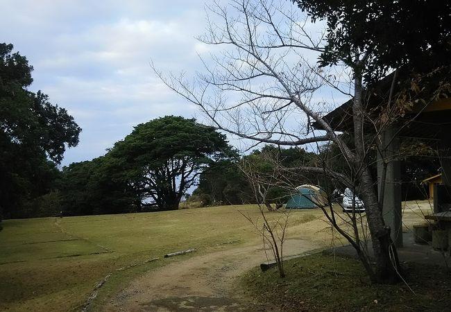 設備の整ったキャンプ場