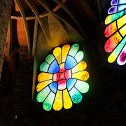 小さな世界遺産のクリプタ教会