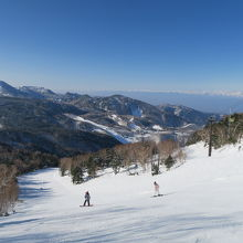 志賀高原リゾートエリア (東館山スキー場)