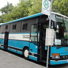 ヨーロッパバス