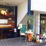 美観地区から歩いてすぐの、かわいいデザインホステル