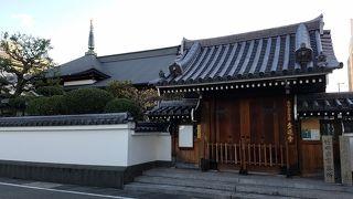竹田出雲の墓(青蓮寺)