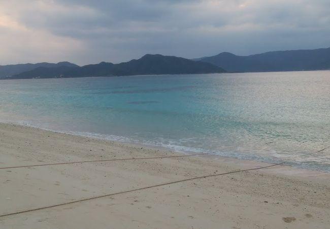 美しさピカ一のビーチ