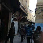 旧市街地 フェズ・エル・パリ 世界最大の迷路!???