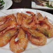 バンコクのシーフードレストラン