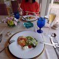 エクシブ伊豆 南欧料理 ラペールの夕食