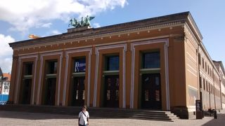 トーヴァルセン彫刻美術館