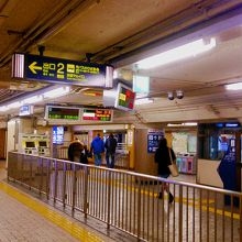 京都河原町駅