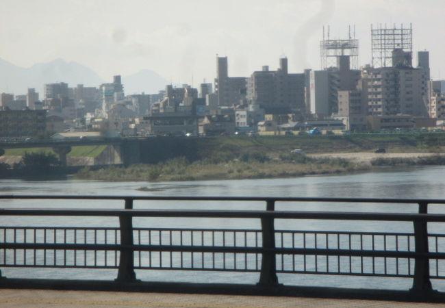 本川 (旧太田川)