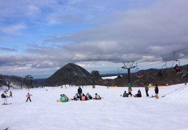 鳥取県のスキー場 クチコミ人気...