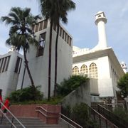 中国風モスク