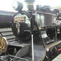 蒸気機関車はかっこいい