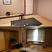 東山閣 グレードアップの部屋