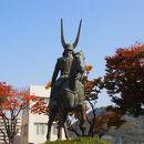井伊直政公像