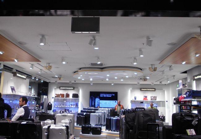 ターミナル1には2店舗ありました