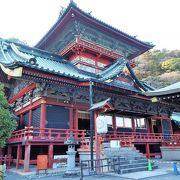 【静岡】見ごたえのある神社