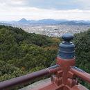 金刀比羅宮 高台 (展望台)