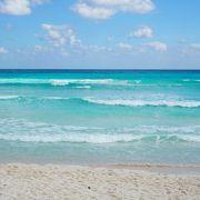カリブ海の濃く真っ青な海が満喫できます!