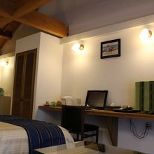 ホテルピースアイランド竹富島の客室