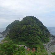 ハイキング風に歩きます佐田岬