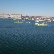 現在の平潟湾