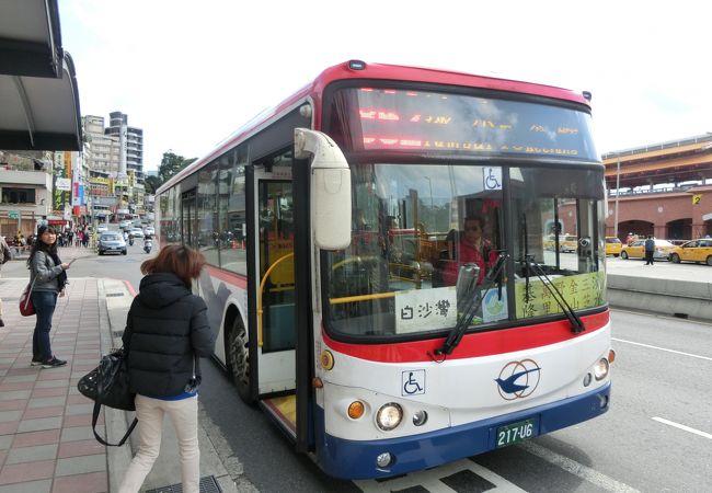 台湾北部をぐるっとローカルバスで巡ってきました。
