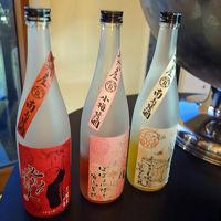 2杯目は、和歌山特産の梅酒を