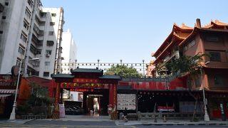 高雄の関帝廟