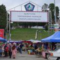 写真:タナ ラタ ナイトマーケット