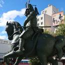 真田幸村公騎馬像