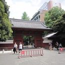 旧加賀屋敷御守殿門(赤門)
