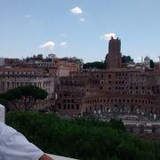 エマヌエーレ2世記念堂の展望台から全容がばっちり見えますので、おすすめです。
