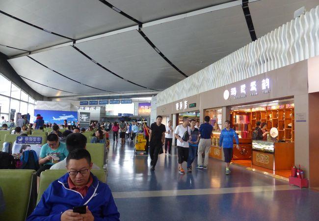 太原 武宿空港 (TYN)